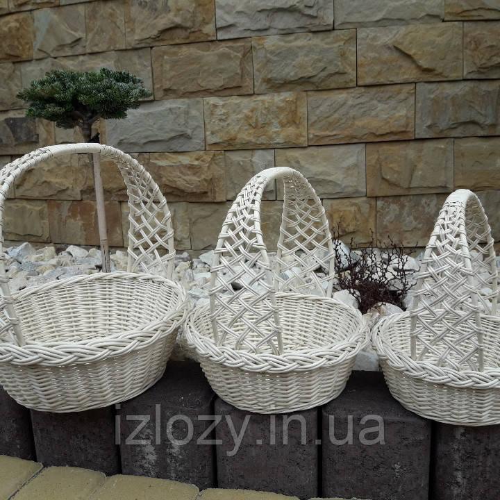 8c713dea87e02 Плетеные корзины из белой лозы
