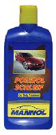 Автополироль Mannol Polirol Schleif 0,45L