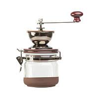 Ручная керамическая кофейная дробилка HARIO Japan, фото 1