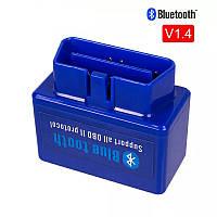 Диагностический сканер OBD2 ELM327 V1.4 Elm 327 Bluetooth, фото 1