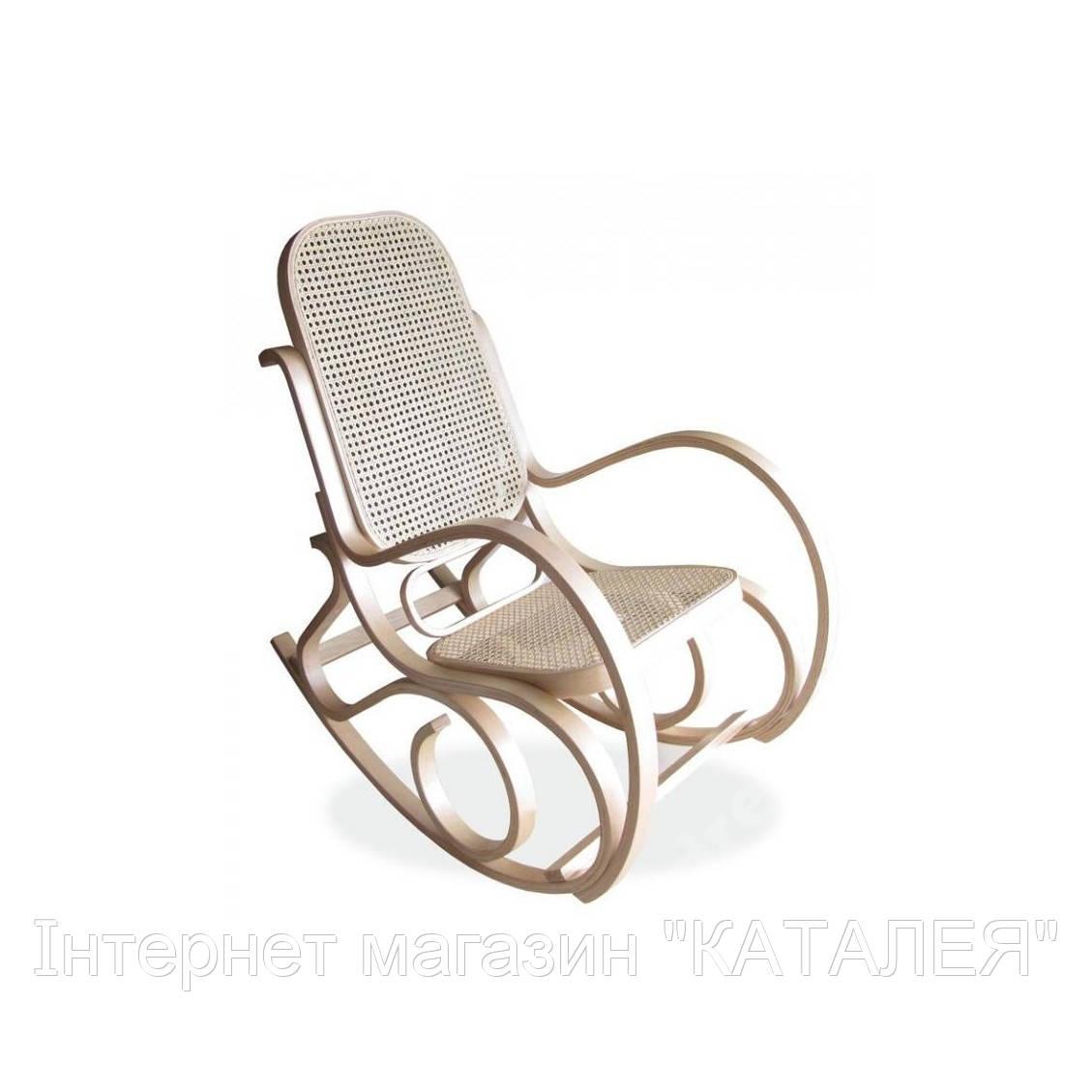 деревянное кресло качалка Signal в категории кресла качалки на