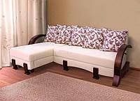 Угловой ортопедический диван «Стелс»