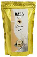 Кофе в зернах ароматизированный BAZA Baked milk 0,5кг