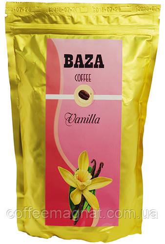 Кава в зернах ароматизований Baza Vanilla (Ваніль) 500 г