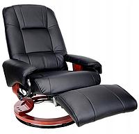 Кресло для отдыха с массажером  HOME&OFFICE + подогрев