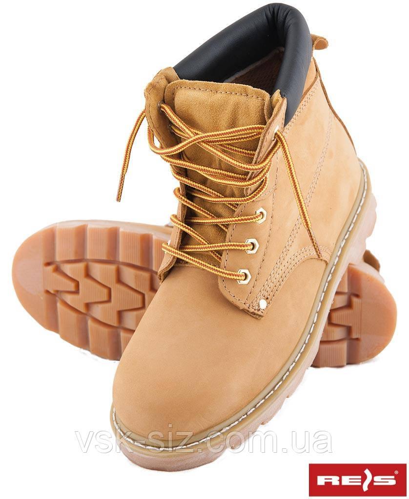 Защитные рабочие ботинки REIS BRFARMER
