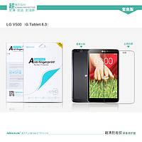 Защитная пленка Nillkin для  LG G Pad 8.3 V500 глянцевая