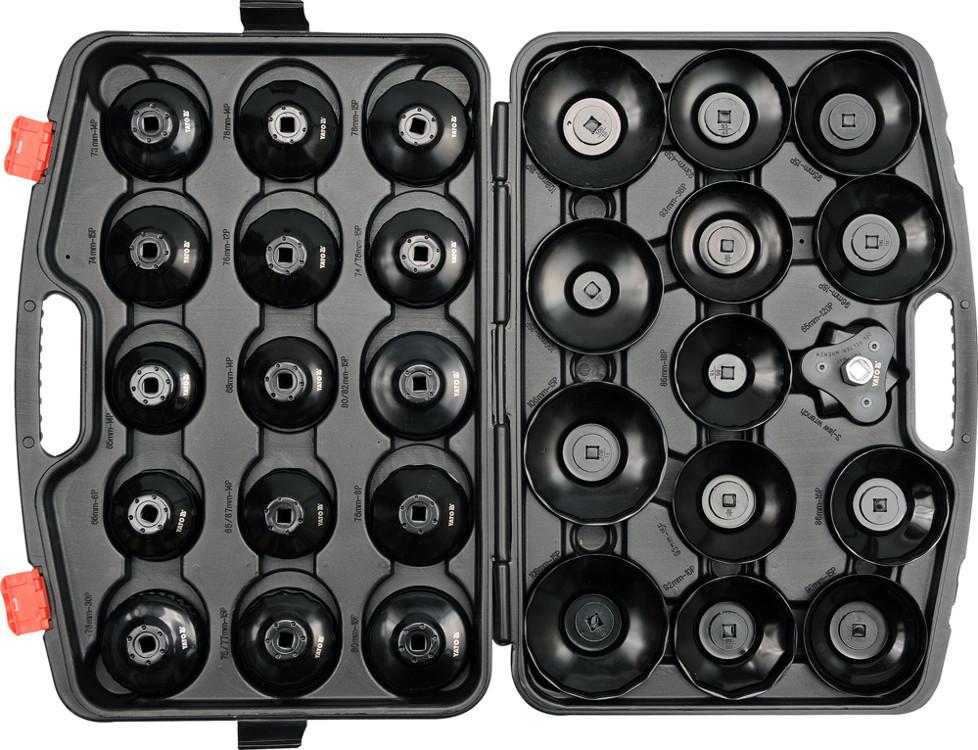 Торцевые ключи для масляных фильтров Yato YT-0596