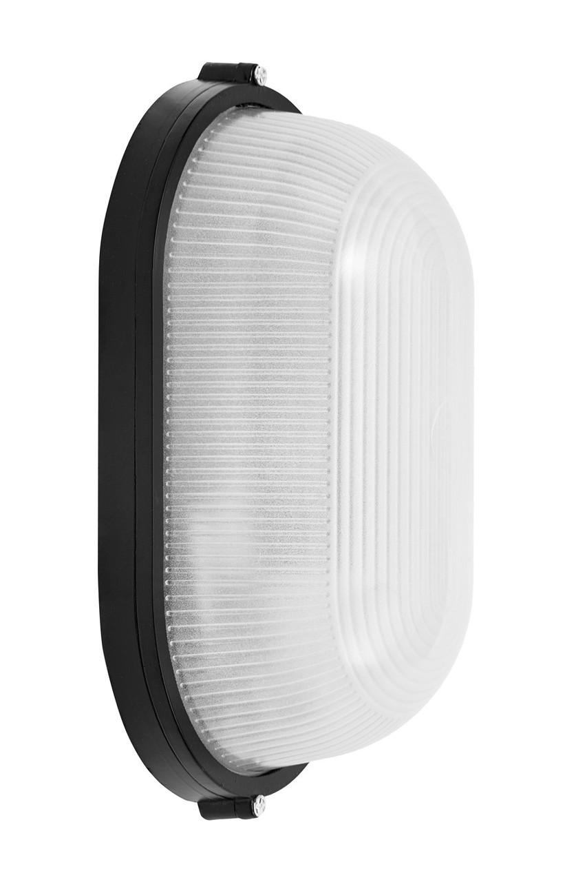 Светильник MAGNUM MIF 020 100W E27 овал черный