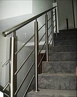 Маршевые перила из нержавеющей стали, фото 1