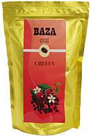 Кофе в зернах ароматизированный BAZA Cherry 0,5кг