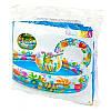 Детский надувной бассейн Intex 59469 Аквариум 132x28 см, фото 2
