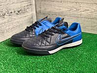 Сороконожки Nike Tiempo 1073 найк темпо футзалки, бампы