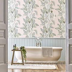 Обои Calathea Glasshouse Wallpapers Sanderson