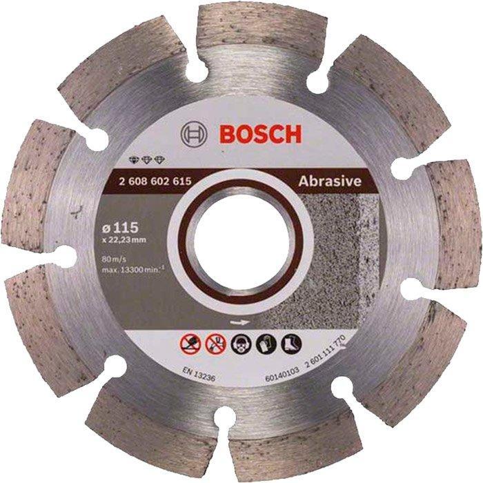 Алмазный круг Bosch Standard for Concrete, 11522,231,6 мм (2608602196)