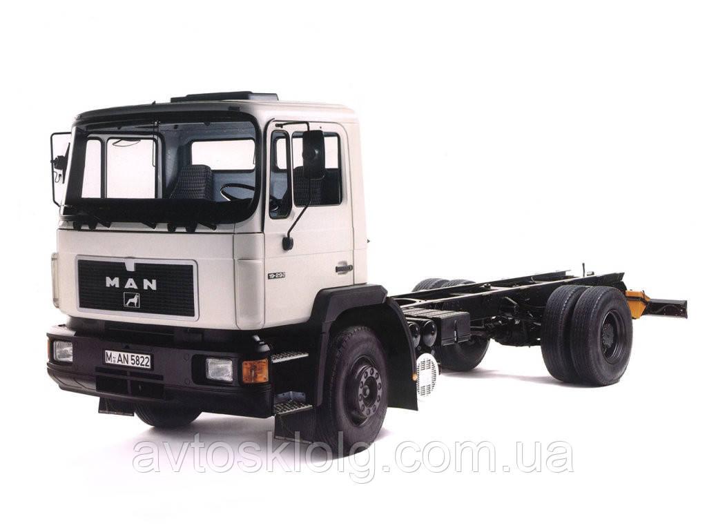 Стекло лобовое, боковые для MAN F90 (малый) (Грузовик) (1986-)