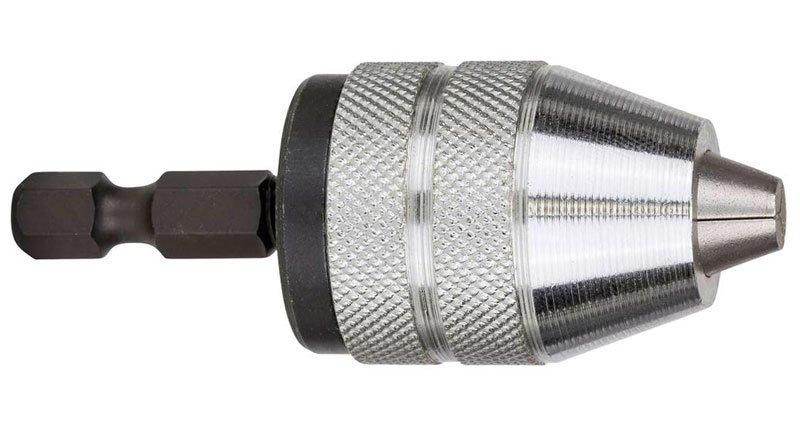 Быстрозажимный сверлильный патрон Bosch, 1/4 дюйма (2608572072)