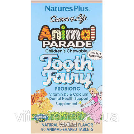 Зубная фея Nature's Plus Tooth Fairy, фото 2
