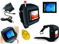 Наручный беспроводной эхолот-часы Lucky FishFinder FF-518
