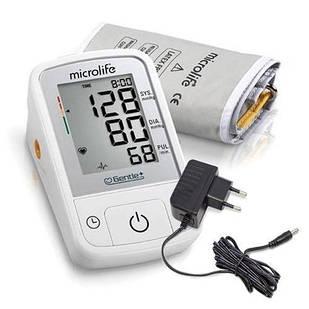 Тискомір тонометр автоматичний Microlife A2 Basic + блок живлення