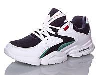 Кроссовки BaaS мужские, Черные с белым, размеры в наличии ► [ 41, 46 ]