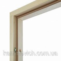 Скляні двері для лазні та сауни GREUS Premium 70/200 бронза, фото 2