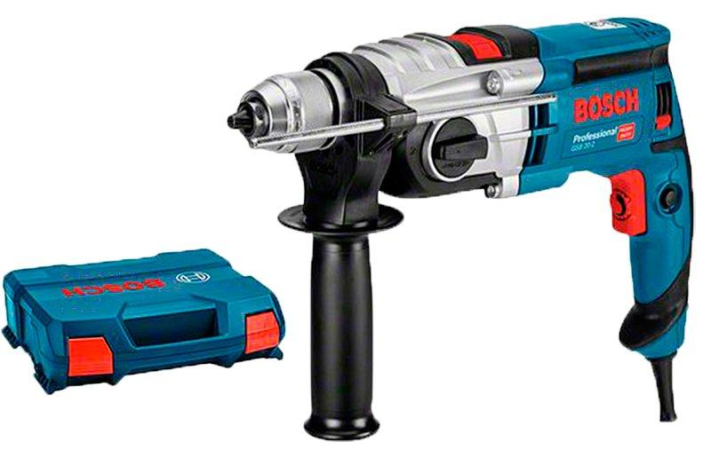 Дрель ударная Bosch Professional GSB 20-2 БЗП (060117B400)