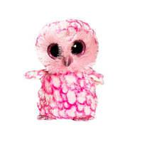"""Мягкая игрушка """"Глазастик: Сова"""" (розовая) C33960 sco"""