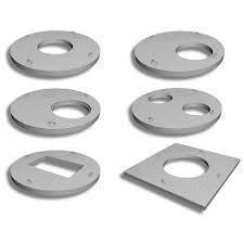 Плита перекрытия кольца 1ПП 25-2