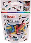 Клеевые стержни Gluey Bosch цветные, 7х20 мм, 70 шт (2608002005), фото 2