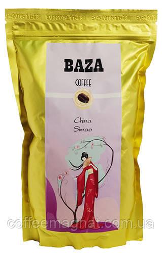 Кофе в зернах Baza Китай Симао (арабика) 500 г
