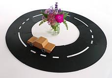 """Набор дополнительных элементов """"Кривые участки"""" (4 дорожные части) WAYTOPLAY , фото 3"""