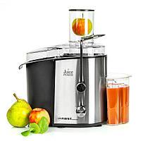 Соковижималка для цілих фруктів і овочів FIRST AUSTRIA-BPA FREE, 800W