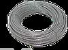 Трос стальний оцинкований Ø 3,0 мм *100 м