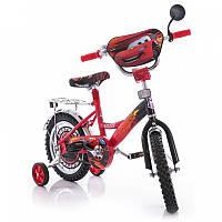 "Детский велосипед Mustang Тачки 16"" New"