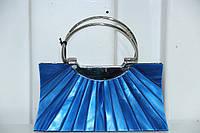 Сумочка женская - креативная синяя