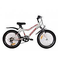 Детский велосипед Azimut Alpha 20 GV (Тормоза V-brake)