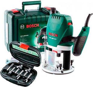 Фрезер Bosch POF 1400 ACE + набір фрез + валіза (060326C801)