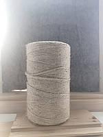 Шпагат джутовый бобина 600 г., фото 1