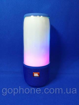Колонка JBL Pulse 3 (Blue) Bluetooth 3.0/6000mAh, фото 2