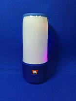 Колонка JBL Pulse 3 (Blue) Bluetooth 3.0/6000mAh, фото 3