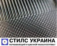 Сетка нержавейка 0,04-0,03 мм  08Х18Н10Т