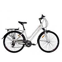 Городской велосипед для девушек Crosser City Life Lady 28