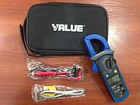 Тестер-клещи Value VCM 202, фото 1