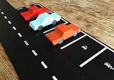 """Набор дополнительных элементов """"Паркинг"""" (2 дорожные части) WAYTOPLAY , фото 3"""
