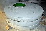 Плита перекриття колодязя з ПВХ ПП10-2-П, фото 2