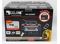 Радіоприймач - програвач Golon RX-638BT, фото 1
