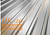 Профнастил ПК-20 цинк 0,4 мм (1160/1100) Модуль Украина