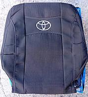 Авточехлы PREMIUM TOYOTA CARINA E sedan 1992-96 автомобильные модельные чехлы на для сиденья сидений салона TOYOTA Тойота CARINA