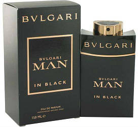 Оригинальный мужской аромат Bvlgari Man in Black